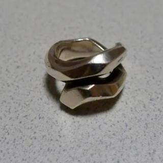 ガルニ(GARNI)の指輪 シルバーリング ガルニ garni Sサイズ(リング(指輪))