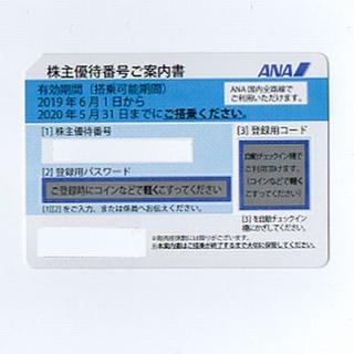 ANA(全日空) 株主優待券 1枚(その他)