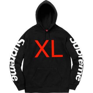 supreme Sideline Hooded Sweatshirt 18ss(パーカー)