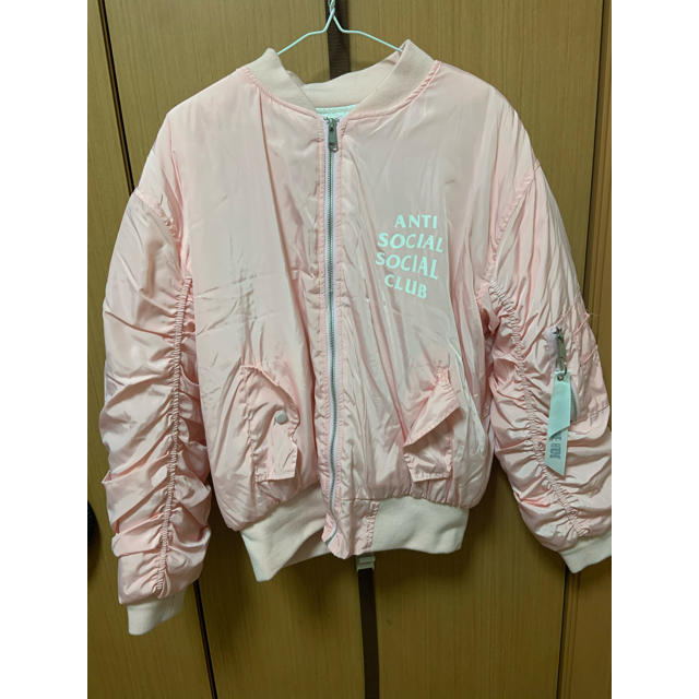 ANTI(アンチ)のAnti Social Social Club MA_1  メンズのジャケット/アウター(ナイロンジャケット)の商品写真