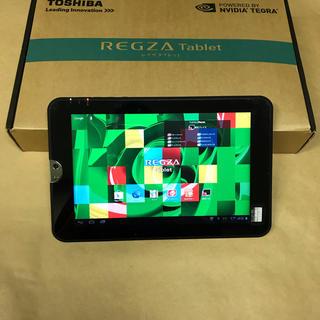 トウシバ(東芝)の東芝タブレット REGZA Tablet AT300/24C(タブレット)
