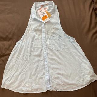 ベルシュカ(Bershka)のBershka  Tシャツ 袖なし(Tシャツ(半袖/袖なし))