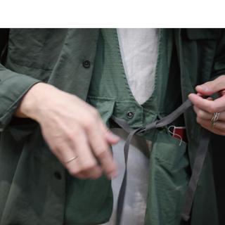 エンジニアードガーメンツ(Engineered Garments)のEngineered Garments Fail Vest(ベスト)