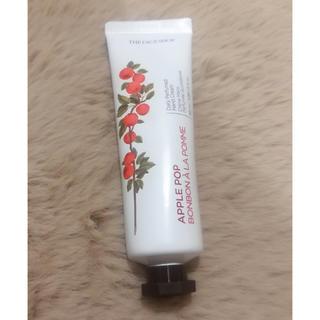いい匂い♡♡The faceshop ハンドクリーム アップルポップ