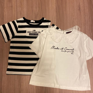lovetoxic - 140Tシャツ 2枚セット
