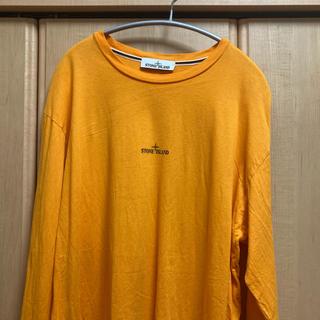 ストーンアイランド(STONE ISLAND)のストーンアイランド(Tシャツ/カットソー(七分/長袖))
