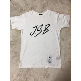 サンダイメジェイソウルブラザーズ(三代目 J Soul Brothers)の【美品】【JSB】Tシャツ 正規品(Tシャツ(半袖/袖なし))