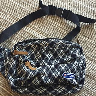 アウトドア(OUTDOOR)の♡outdoorのバッグ♡(ウエストポーチ)