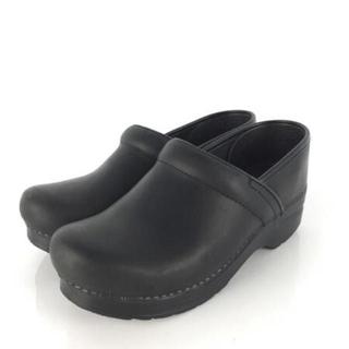 ダンスコ(dansko)の38(24-24.5㎝)ダンスコ プロフェッショナブル ブラック(ローファー/革靴)