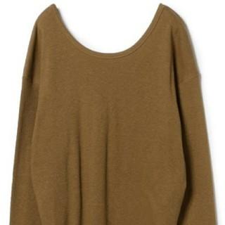 ビームス(BEAMS)のBEAMSラウンドネックTシャツ(値下げ)(Tシャツ(長袖/七分))