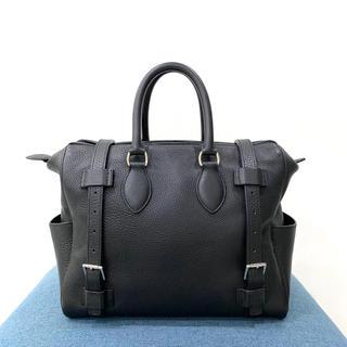 エルメス(Hermes)の美品 HERMES エルメス ピュールサングル 31 トリヨンクレマンス 黒 (メッセンジャーバッグ)
