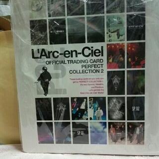 ラルクアンシエル(L'Arc~en~Ciel)のL'Arc~en~Ciel トレカホルダー 普通郵便(ミュージシャン)