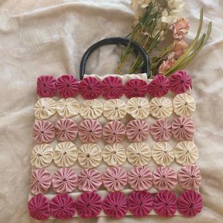 ロキエ(Lochie)のvintage patchwork bag(ハンドバッグ)