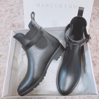 マーキュリーデュオ(MERCURYDUO)のMERCURYDUO レインブーツ(レインブーツ/長靴)