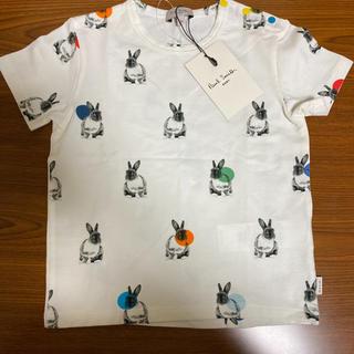 ポールスミス(Paul Smith)のポールスミスベビー3A☺︎うさぎ柄Tシャツ ミニロディーニ、リトルマーク好きに(Tシャツ/カットソー)