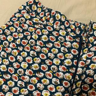 イッカ(ikka)の【ikka】フラワー総柄ショートパンツ(ショートパンツ)