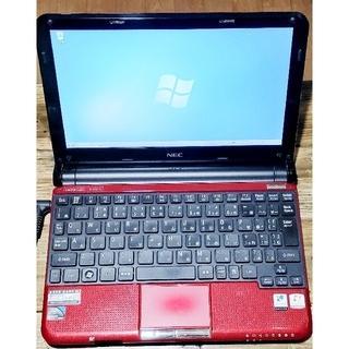エヌイーシー(NEC)のNEC  ノートパソコン LAVIE Light  BL350C(ノートPC)