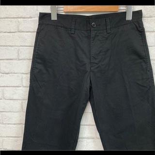 カルバンクライン(Calvin Klein)のCalvin Klein カルバンクライン パンツ ブラック 黒 S (チノパン)