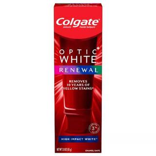 クレスト(Crest)の早い者勝ち★コルゲート colgate optic white renewal(歯磨き粉)