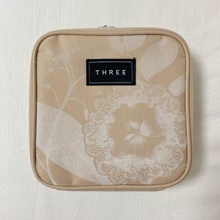 THREE - THREE ポーチ