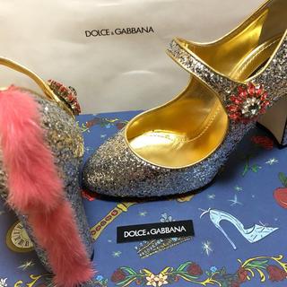 DOLCE&GABBANA - Dolce &Gabbana パンプス