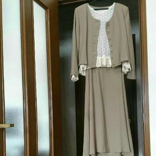 カネコイサオ(KANEKO ISAO)のカネコイサオ*JSとジャケット+ブラウス&ペチスカートのセット(セット/コーデ)
