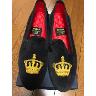 トリッカーズ(Trickers)のトリッカーズ 王冠 ヴィクトリア 新品 最終値下げ(ローファー/革靴)