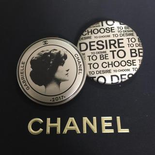 シャネル(CHANEL)のCHANEL 缶バッジ ガブリエル(バッジ/ピンバッジ)