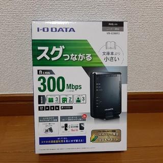 I・O DATA WN-G300R3