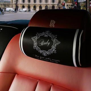 レディー(Rady)のrady レディー ホテルシリーズネッククッション カー用品 ネッククッション(車内アクセサリ)
