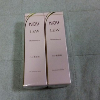 NOV - ノブ L&Wリフトエッセンスハリ美容液 2箱