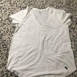 アバクロンビーアンドフィッチ(Abercrombie&Fitch)のアバクロ Tシャツ M(Tシャツ(半袖/袖なし))