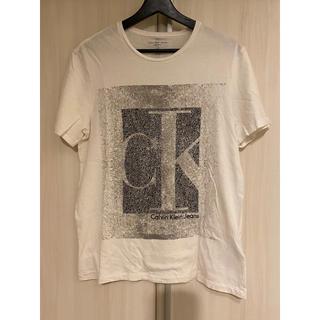カルバンクライン(Calvin Klein)のカルバンクライン ティシャツ(Tシャツ/カットソー(半袖/袖なし))