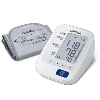 オムロン(OMRON)のオムロン 血圧計 上腕式 腕帯巻きつけタイプ HEM-7130(体重計/体脂肪計)