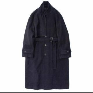 サンシー(SUNSEA)のstein lay chester coat  (チェスターコート)