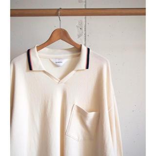 SUNSEA - 新品未使用 wonderland 20aw polo shirts
