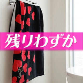 Rady - 【新品未開封】Rady ハートバスタオル ¥2900→