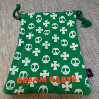 ベビードール(BABYDOLL)のBABYDOLL巾着袋(ランチボックス巾着)