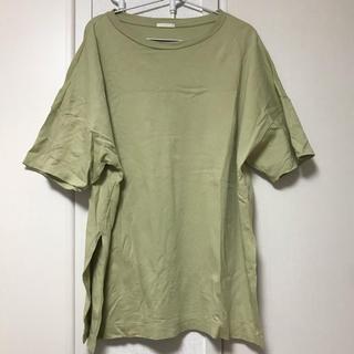 ジーユー(GU)のgu ♥︎ Tシャツ(Tシャツ(半袖/袖なし))
