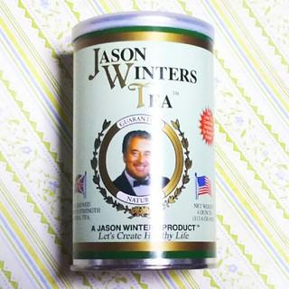 まゆさま専用です。缶タイプ ジェイソンウィンターズティー 113.6g(健康茶)