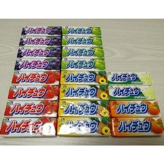 森永製菓 - ハイチュウ6種 計20個