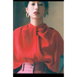 Ameri VINTAGE - CLANE cropped twist blouse