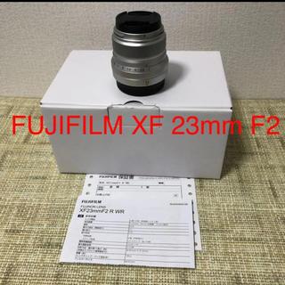 富士フイルム - FUJIFILM フジフィルム XF23mm F2 R WR