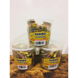 ゴールデンベア(Golden Bear)のハリボーグミ HARIBOグミ 90個×3(菓子/デザート)