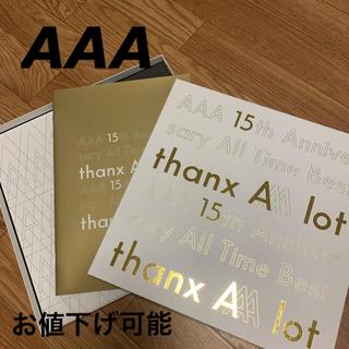 トリプルエー(AAA)のAAA 15th Anniversary All Time Best (ポップス/ロック(邦楽))