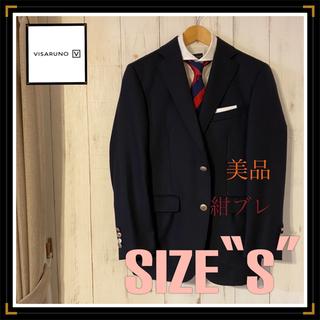 スーツカンパニー(THE SUIT COMPANY)の【VISARUNO】美品!テーラードジャケット!(テーラードジャケット)