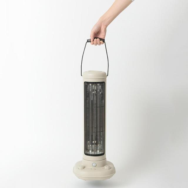 I.D.E.A international(イデアインターナショナル)のBRUNO Nostal Stove L plus スマホ/家電/カメラの冷暖房/空調(電気ヒーター)の商品写真