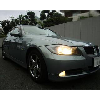 BMW - 車検長い!内外装キレイ!皮革シートキレイなBMW320I!H17年式.サンルーフ