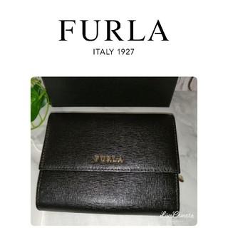 フルラ(Furla)のフルラ FURLA 3つおり財布 ラミネート加工牛床革 王道「BABYLON(折り財布)