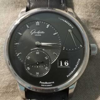 グラスヒュッテオリジナル(Glashutte Original)のグラスヒュッテオリジナル パノリザーブ(腕時計(アナログ))